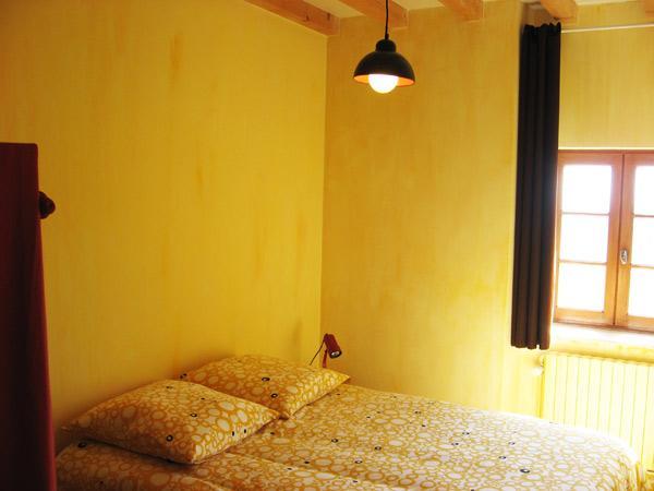 La chambre jaune - Location de vacances - Saint-Pal-de-Chalencon