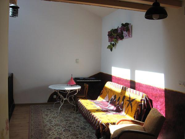 La mezzanine clic clac - Location de vacances - Saint-Pal-de-Chalencon