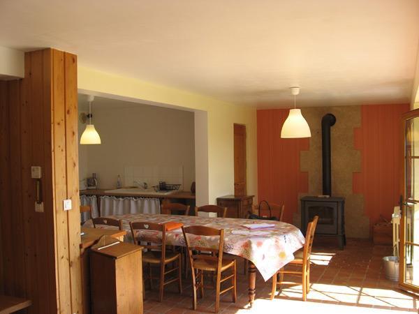 Le sejour - Location de vacances - Saint-Pal-de-Chalencon