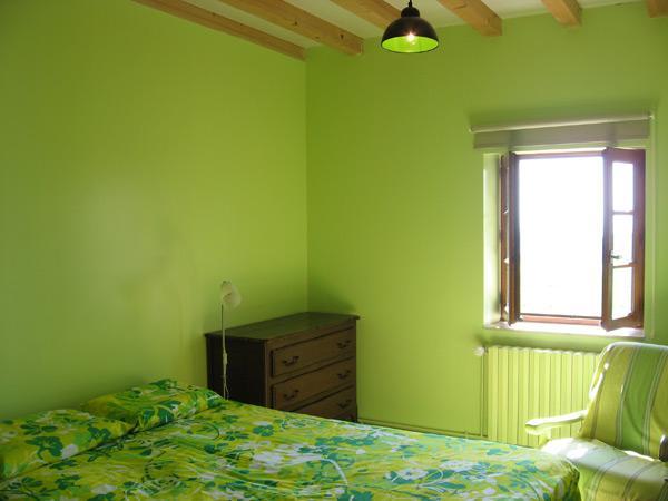 La chambre verte - Location de vacances - Saint-Pal-de-Chalencon