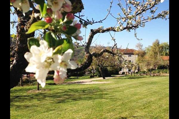 Bienvenue au Jardin d'Anna - Chambres et table d'hôtes Clévacances 3 clés - Chambre d'hôtes - Saint-Ilpize