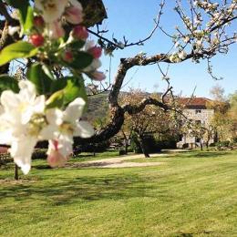 Bienvenue au Jardin d'Anna - Chambres et table d'hôtes Clévacances 3 clés - Chambre d'hôte - Saint-Ilpize