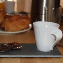 Petit déjeuner. - Location de vacances - Le Puy-en-Velay