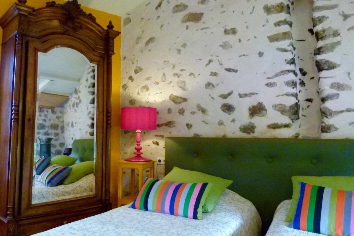 Chambre Labraud - Chambre d'hôtes - Saint-Bérain