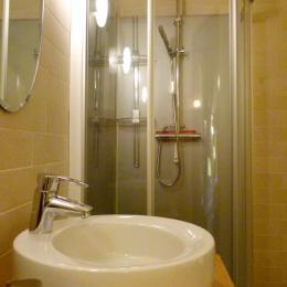 Salle de bain - Chambre d'hôtes - Saint-Bérain