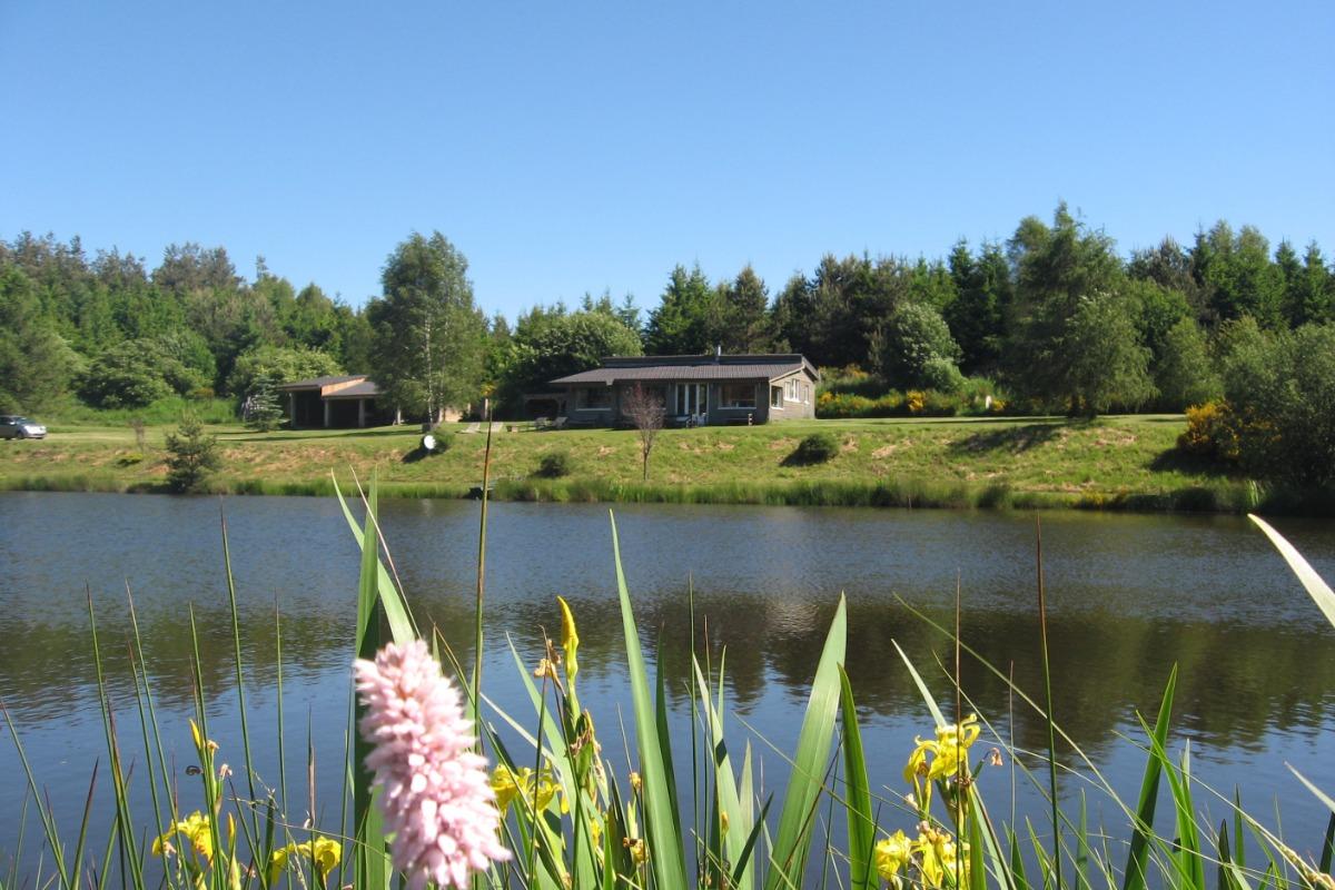 farniente au bord du lac ... - Location de vacances - Le Chambon-sur-Lignon