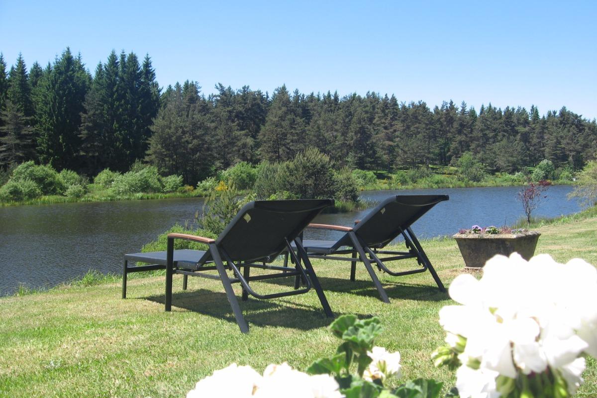 la nature est resplendissante ... - Location de vacances - Le Chambon-sur-Lignon