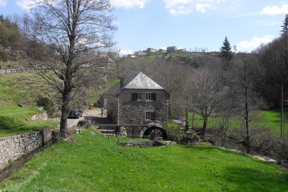 Le Moulin de Batifol - Location de vacances - Chastel