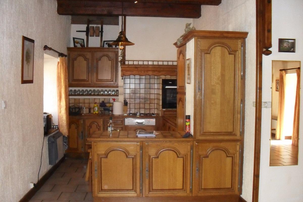 le coin cuisine - Location de vacances - Chastel