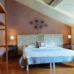 Chambre PERLE : vue directe sur le Lac de Malaguet ! - Chambre d'hôtes - Monlet