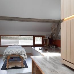 Espace bien-être - La Maison du Lac - Lac de Malaguet - 43270 Monlet  - Chambre d'hôtes - Monlet