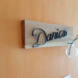 Chambre Danica - 2 pers.  - Chambre d'hôtes - Monlet
