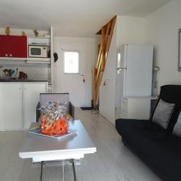 coin cuisine - Location de vacances - Saint-Michel-Chef-Chef