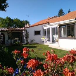 Accès chambre  - Chambre d'hôtes - Saint-Philbert-de-Grand-Lieu