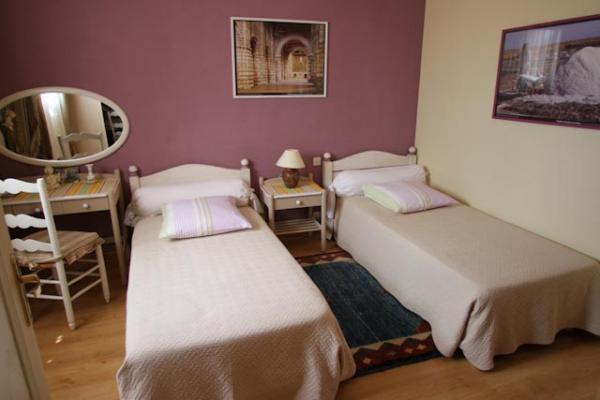chambre 2 lits - Chambre d'hôtes - Machecoul