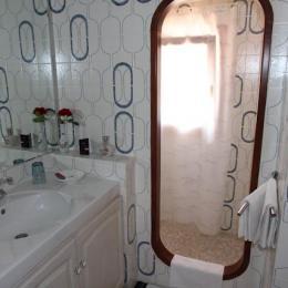 salle de bain - Chambre d'hôtes - Machecoul