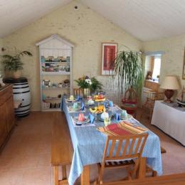 petits dejeuners - Chambre d'hôtes - Machecoul