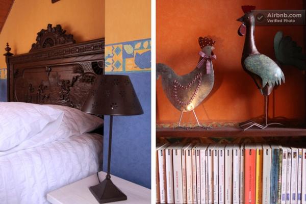 - Chambre d'hôtes - Nantes