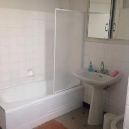 Salle de bain - Chambre d'hôtes - Oudon