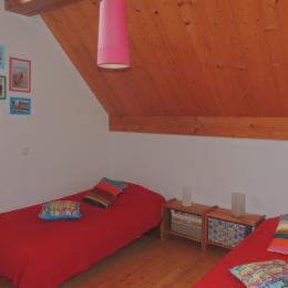 vue sur cuisine  - Location de vacances - Guérande