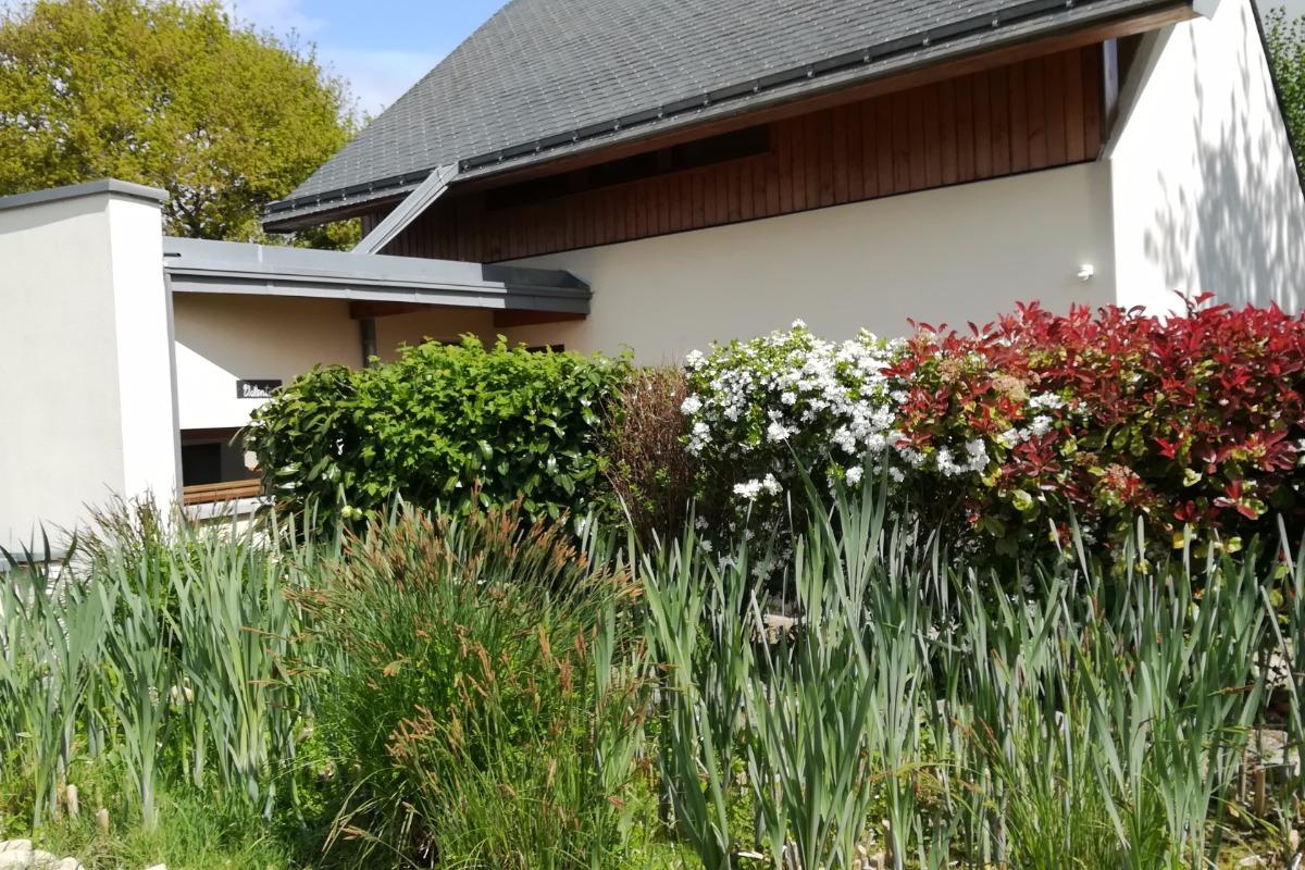 Maison fleurie à Piriac sur mer, cité de caractère  - Location de vacances - Guérande