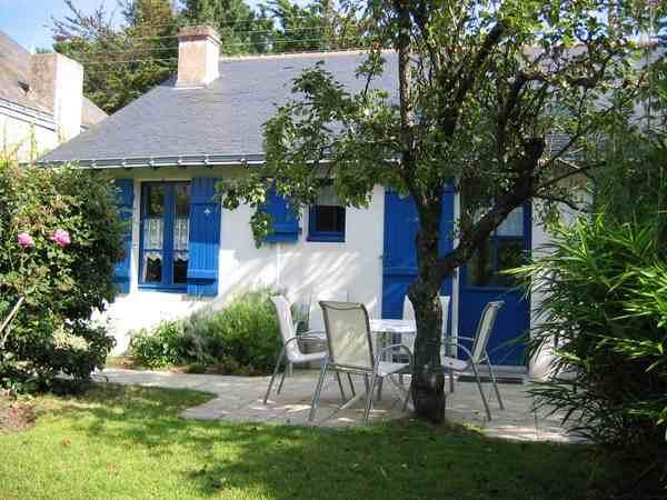 la maison côté jardin - Location de vacances - Le Croisic