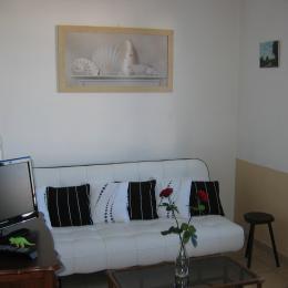 Salon Location Lollier ST NAZAIRE©VCC/LAD - Location de vacances - Saint-Nazaire
