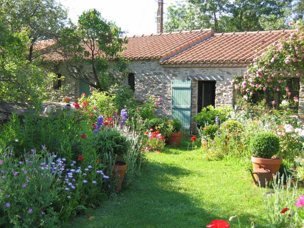 jardin atelier 88 - Chambre d'hôtes - Rouans