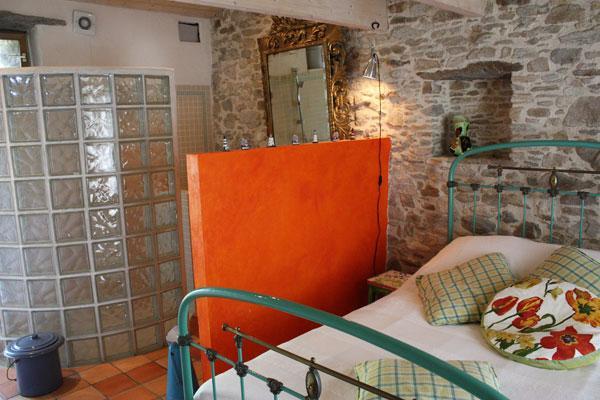 chambre l'atelier 88 - Chambre d'hôtes - Rouans
