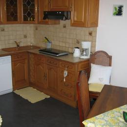 La Petite Maison La Remaudiere cuisine©VCC/LAD - Location de vacances - La Remaudière
