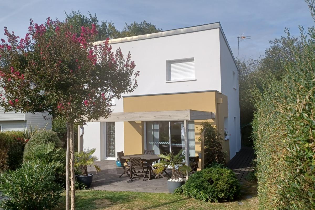 La pièce de vie - Location de vacances - La Bernerie-en-Retz