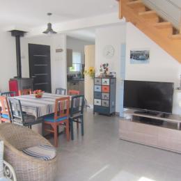 salon - Location de vacances - La Bernerie-en-Retz