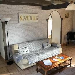 Le Repos - chambre 2 - Location de vacances - Guérande