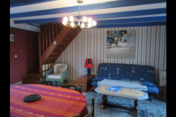 Les Hortensias - chambre 2 - Location de vacances - Guérande