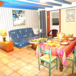 Les Hortensias - cuisine  - Location de vacances - Guérande