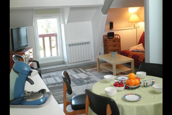 La Sieste - Espace repas  - Location de vacances - Guérande