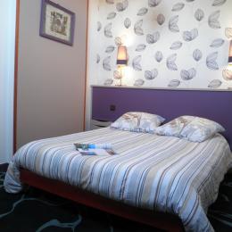 La sieste chambre - Location de vacances - Guérande