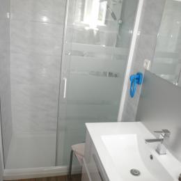 Les Salines Salle d'eau - Location de vacances - Guérande