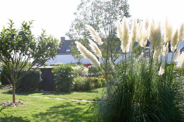 Le jardin - Location de vacances - Guérande
