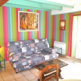 Les Mouettes - coté cuisine - Location de vacances - Guérande