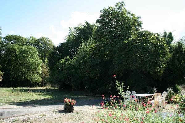 Gite du Hallay - extérieur - Location de vacances - La Haie-Fouassière