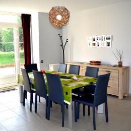 Gite du Hallay - séjour - Location de vacances - La Haie-Fouassière
