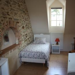chambre 2 - Location de vacances - Nort-sur-Erdre