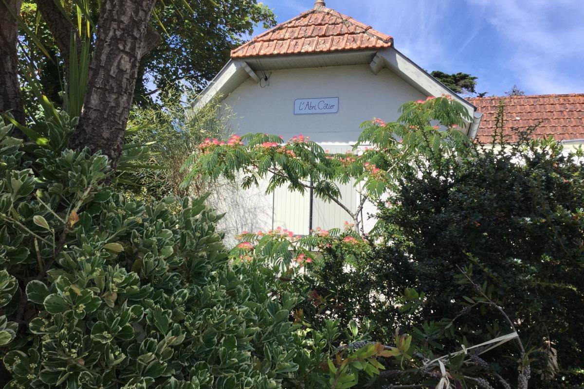 L'Abri côtier façade avant - Location de vacances - La Baule-Escoublac