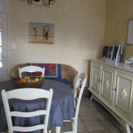 Chambre avec un lit de 140 - Location de vacances - La Baule-Escoublac