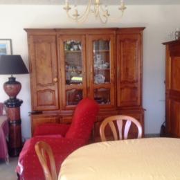 salle à manger  - Location de vacances - La Turballe