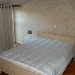 chambre 1 - Location de vacances - Saint-Même-le-Tenu
