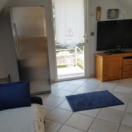 salle de séjour. - Location de vacances - Piriac-sur-Mer