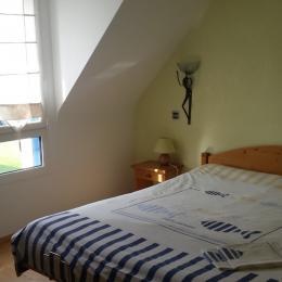 chambre parents - Location de vacances - Piriac-sur-Mer