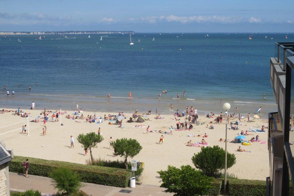 T2 BIS LA BAULE PLAGE BENOIT VUE MER - Location de vacances - La Baule-Escoublac